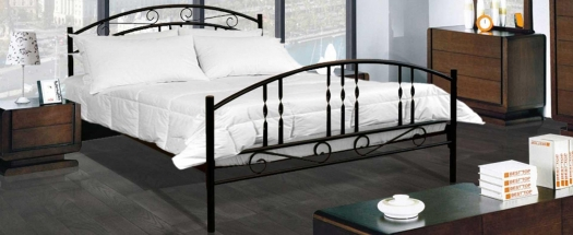 Łóżko metalowe Aneta lozko metalowe aneta łóżka metalowe lozka metalowe