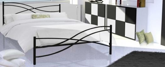łóżko metalowe viola lozko metalowe viola łóżka metalowe lozka metalowe