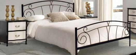 łóżko metalowe wanda lozko metalowe wanda łóżka metalowe lozka metalowe