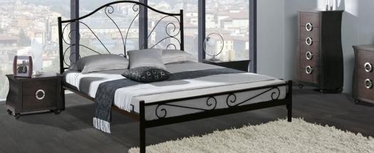 łóżko metalowe Pinio lozko metalowe Pinio łóżka metalowe lozka metalowe