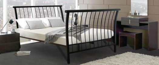 łóżko metalowe Telimena lozko metalowe Telimena łóżka metalowe lozka metalowe